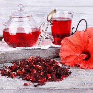Какие полезные свойства у чая каркаде и при каком давлении есть противопоказания