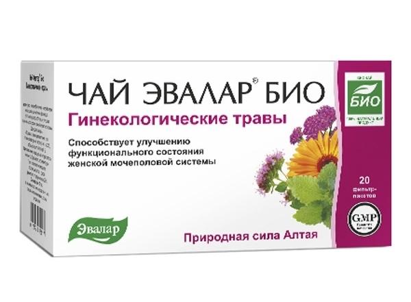 трава для ванночек в гинекологии